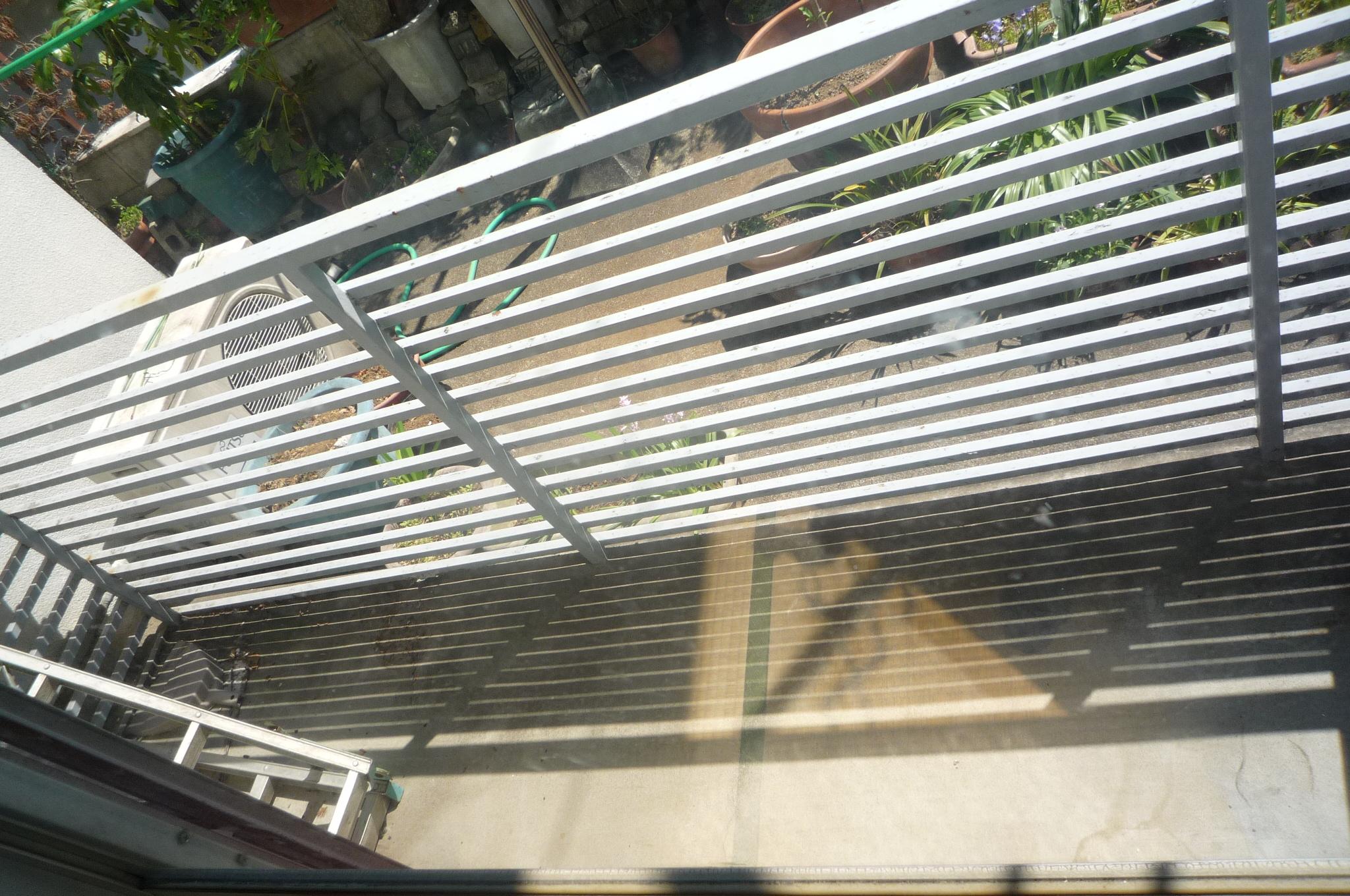 ★2面彩光・角部屋のため明るく・風通しの良いお部屋です!  【賃貸】グリーンハイム C号